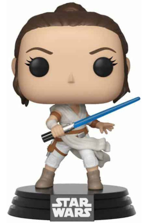 Star Wars Episode IX POP! Movies Vinyl Figure Rey 9 cm