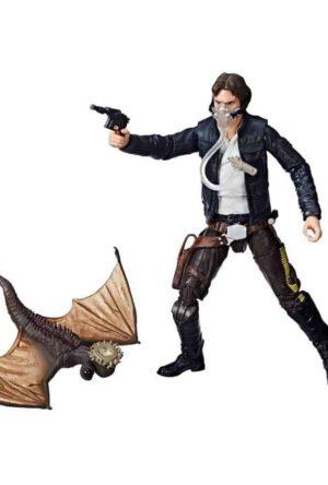 Star Wars Episode V Black Series Action Figure 2018 Han Solo Exogorth Escape Exclusive 15 cm