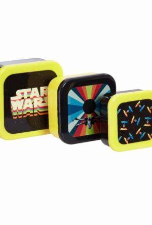 Star Wars Kitchen Storage Set Retro Vehicles