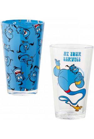 Aladdin Pint Glass 2-Pack Service
