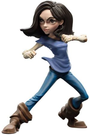 Alita: Battle Angel Mini Epics Vinyl Figure Alita Doll 11 cm