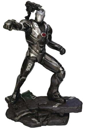 Avengers Endgame Marvel Gallery PVC Statue War Machine 23 cm