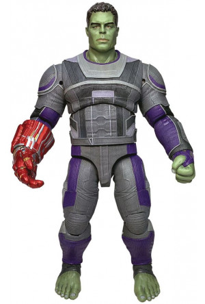 Avengers: Endgame Marvel Select Action Figure Hulk Hero Suit 23 cm