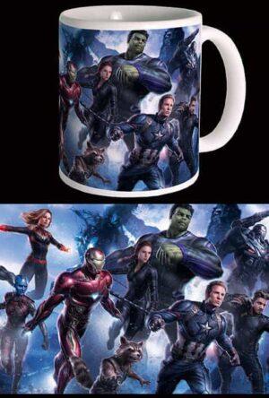 Avengers: Endgame Mug Assemble