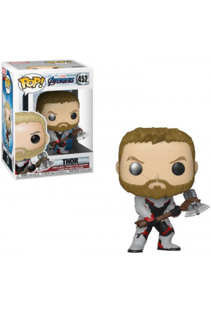 Avengers: Endgame POP! Movies Vinyl Figure Thor 9 cm