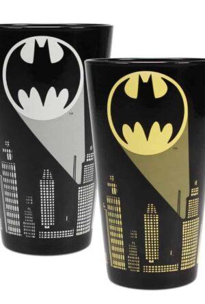 Batman Cold Changing Glass Bat-Signal