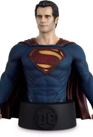 Batman Universe Collector's Busts 1/16 #15 Superman (Man of Steel) 13 cm