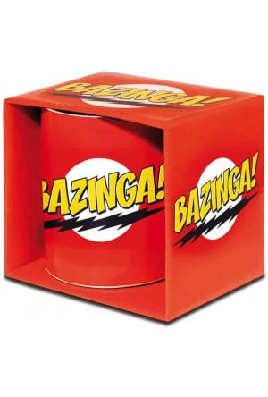Big Bang Theory Mug Bazinga