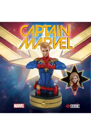 Captain Marvel Bust Captain Marvel 20 cm