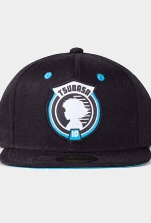 Captain Tsubasa Snapback Cap Tsubasa Logo
