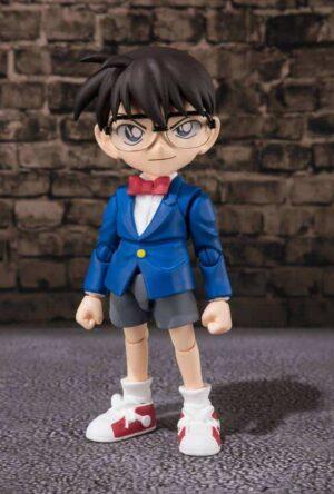 Case Closed S.H. Figuarts Action Figure Conan Edogawa 9 cm