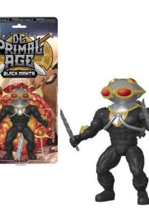 DC Primal Age Action Figure Black Manta 13 cm