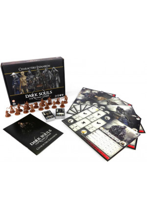 Dark Souls The Board Game Expansion Characters *English Version*