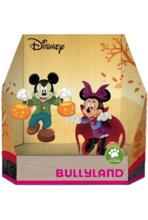 Disney Gift Box with 2 Figures Micky Halloween 8 - 10 cm