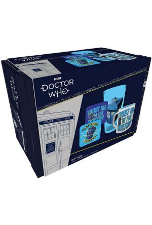 Doctor Who Gift Box Tardis
