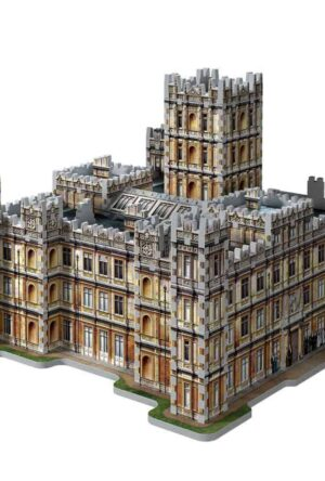 Downton Abbey 3D Puzzle Downton Abbey