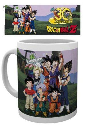 Dragon Ball Z Mug 30th Aniversary
