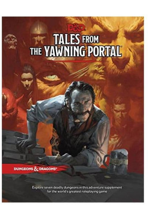 Dungeons & Dragons RPG Adventure Tales from the Yawning Portal english
