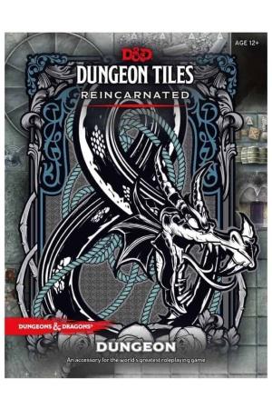 Dungeons & Dragons RPG Dungeon Tiles Reincarnated: Dungeon (16)