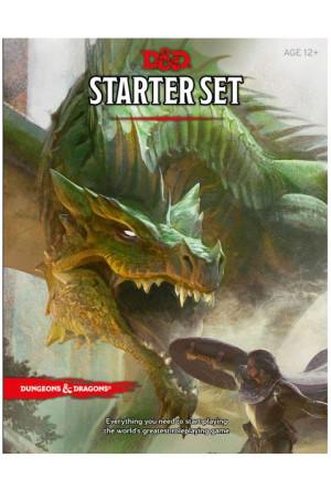 Dungeons & Dragons RPG Starter Set english