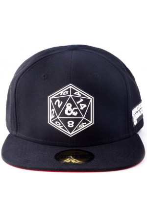 Dungeons & Dragons Snapback Cap Wizards