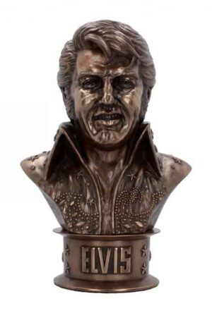 Elvis Presley Bronze Collection Bust 33 cm
