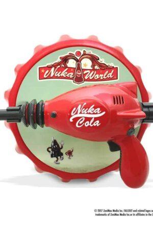 Fallout 4 Prop Replica Nuka Cola Thirst Zapper 14 cm