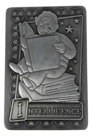 Fallout Replica Perc Card Intelligence