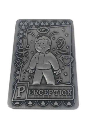 Fallout Replica Perc Card Perception