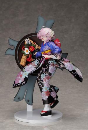 Fate/Grand Order PVC Statue 1/7 Grand New Year Mash Kyrielight 28 cm