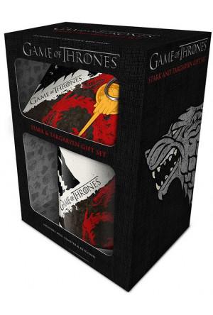 Game of Thrones Gift Box Stark & Targaryen