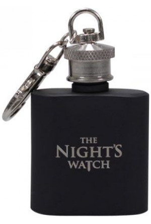 Game of Thrones Mini Hip Flask Night's Watch