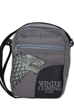 Game of Thrones Mini Messenger Bag Stark 17 x 23 cm