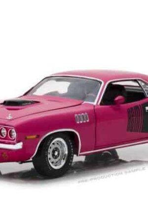 Gone in 60 Seconds Diecast Model 1/18 1971 Plymouth Hemi Cuda