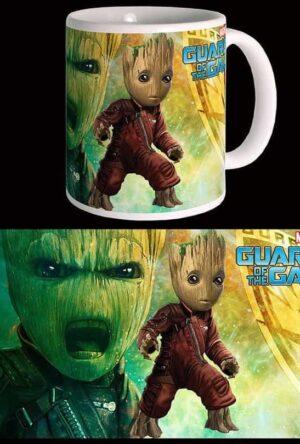 Guardians of the Galaxy 2 Mug Ravager Groot