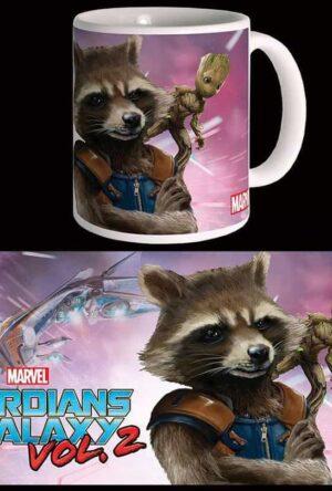 Guardians of the Galaxy 2 Mug Rocket