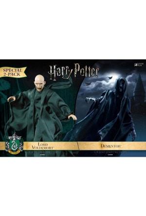 Harry Potter Action Figure 2-Pack 1/8 Dementor & Voldemort 16-23 cm