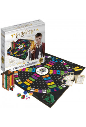 Harry Potter Board Game Trivial Pursuit Ultimate Edition *English Version*