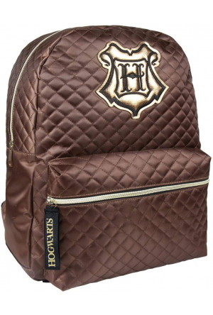 Harry Potter Casual Fashion Backpack Hogwarts Logo 30 x 40 x 13 cm