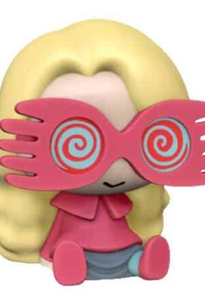 Harry Potter Chibi Bust Bank Luna Lovegood 16 cm