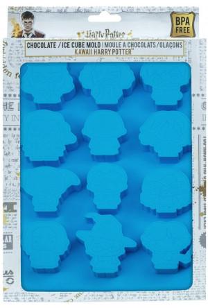 Harry Potter Chocolate / Ice Cube Mold Kawaii