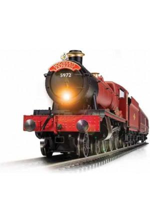 Harry Potter Electric Train Set 1/76 Hogwarts Express