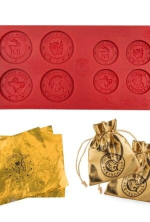 Harry Potter Gringotts Bank Chocolate Coin Mold