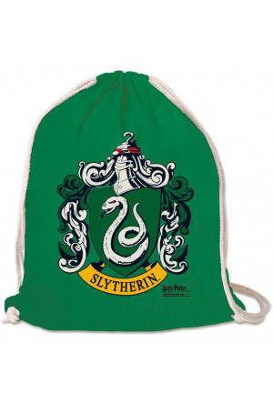 Harry Potter Gym Bag Slytherin