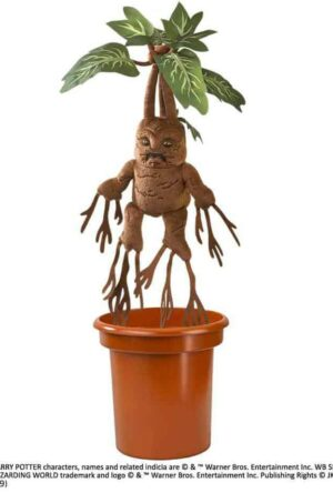 Harry Potter Interactive Plush Figure Mandrake 30 cm