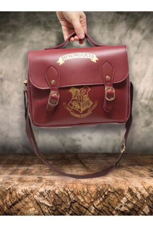 Harry Potter Lunch Bag Hogwarts (Satchel Style)