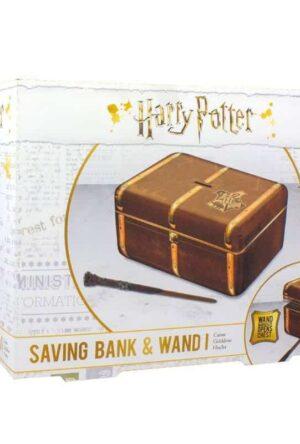 Harry Potter Money Bank Hogwarts Trunk 20 cm