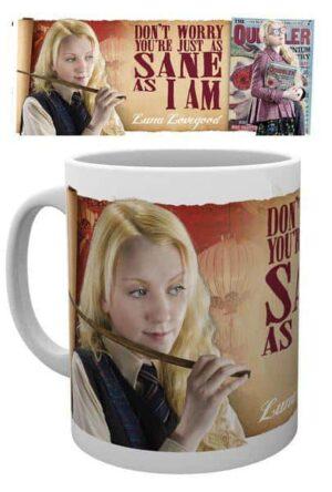 Harry Potter Mug Luna
