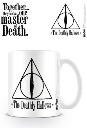 Harry Potter Mug Master Of Death