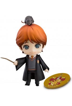 Harry Potter Nendoroid Action Figure Ron Weasley heo Exclusive 10 cm